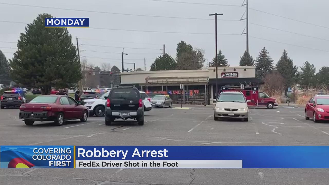 16-Year-Old Suspect Arrested In Robbery And Shooting Outside Wing Slingers
