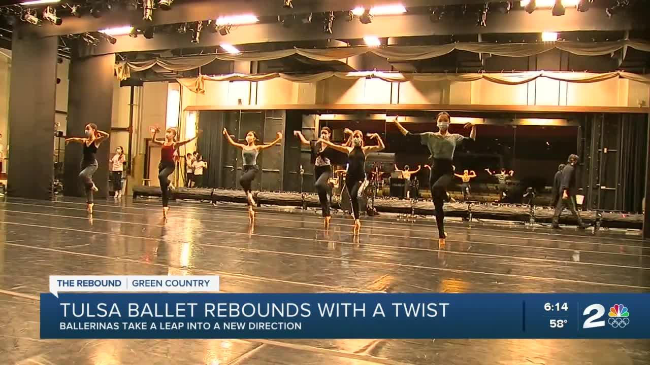 Tulsa Ballet hip-hops forward for season finale