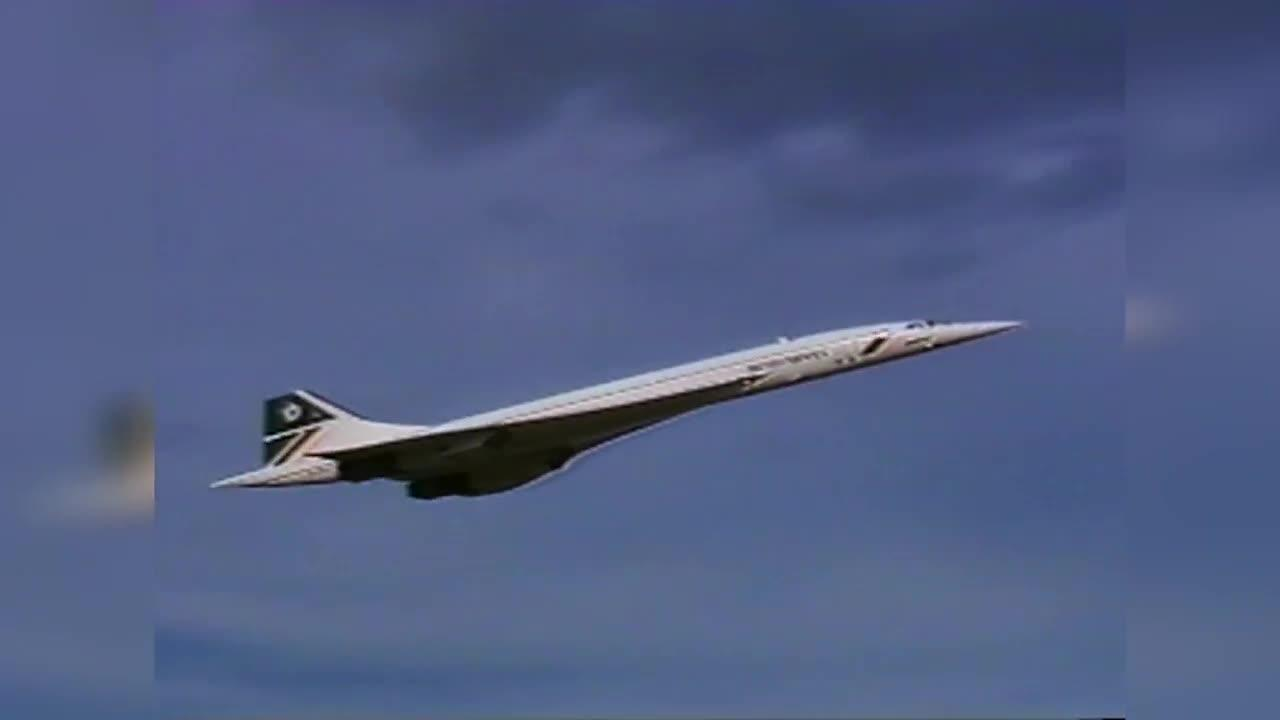 1986: Supersonic Concorde touches down in Indianapolis