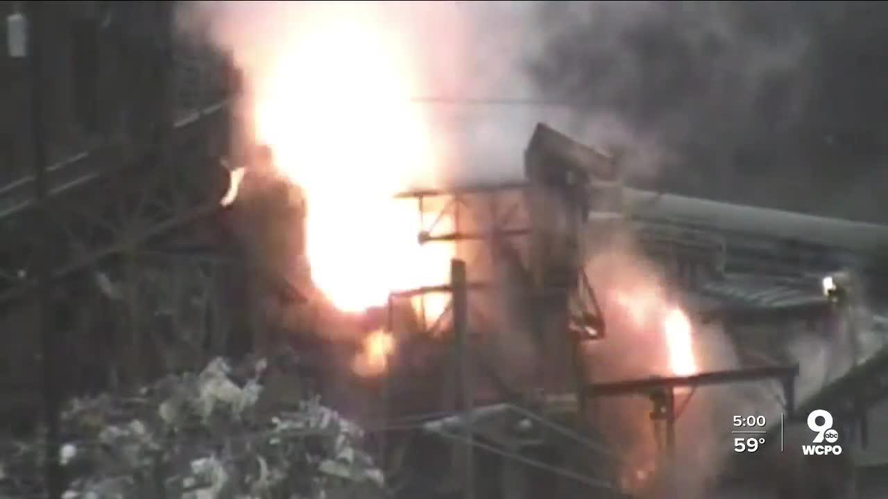 Neighbors, community leaders look for solutions to stop explosions at Newport scrap metal yard