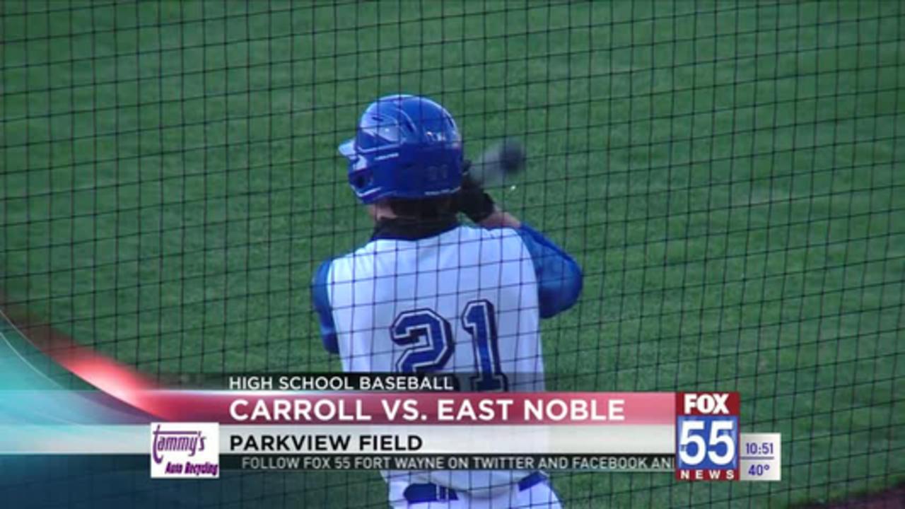 High School Baseball: Snider, Carroll pick up wins at Parkview Field