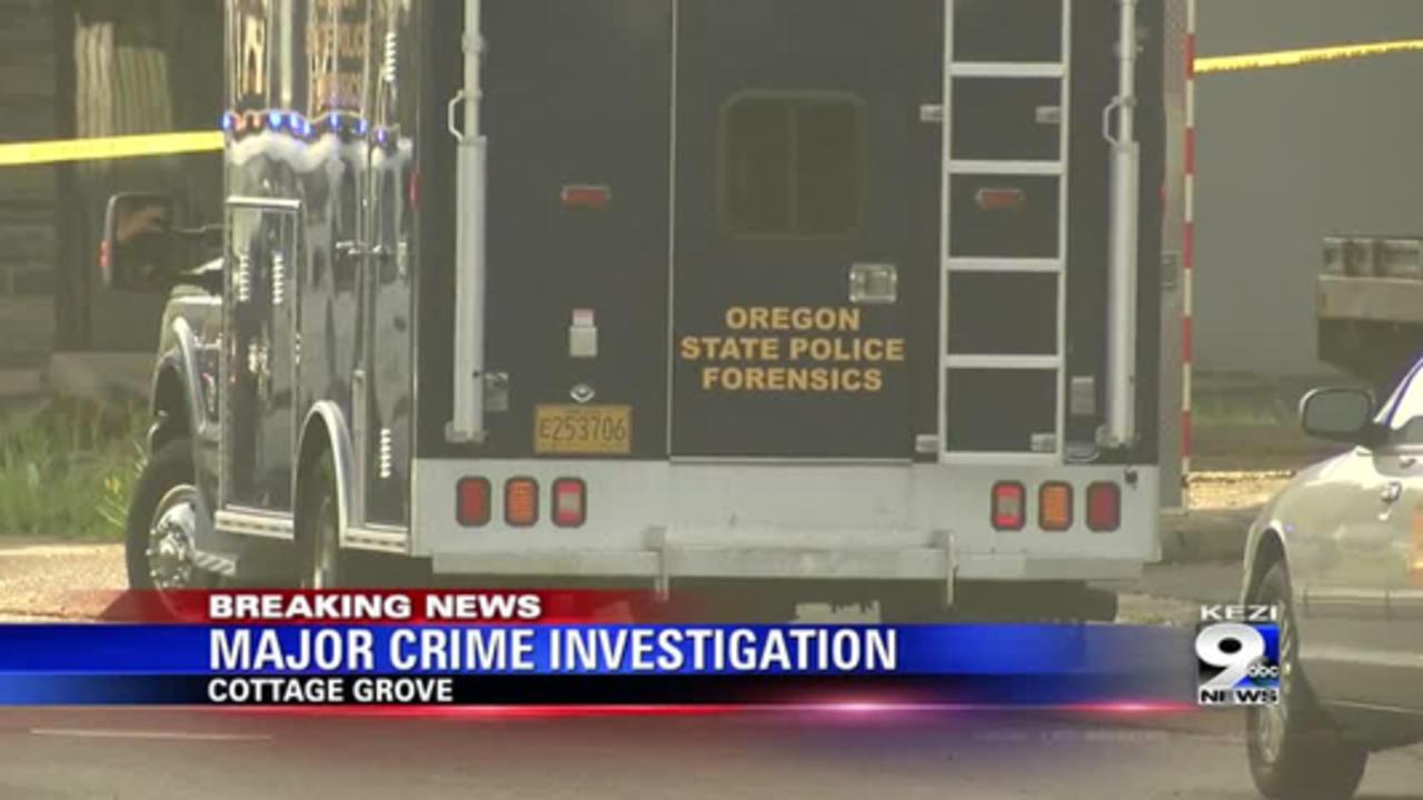 Death investigation underway in Cottage Grove