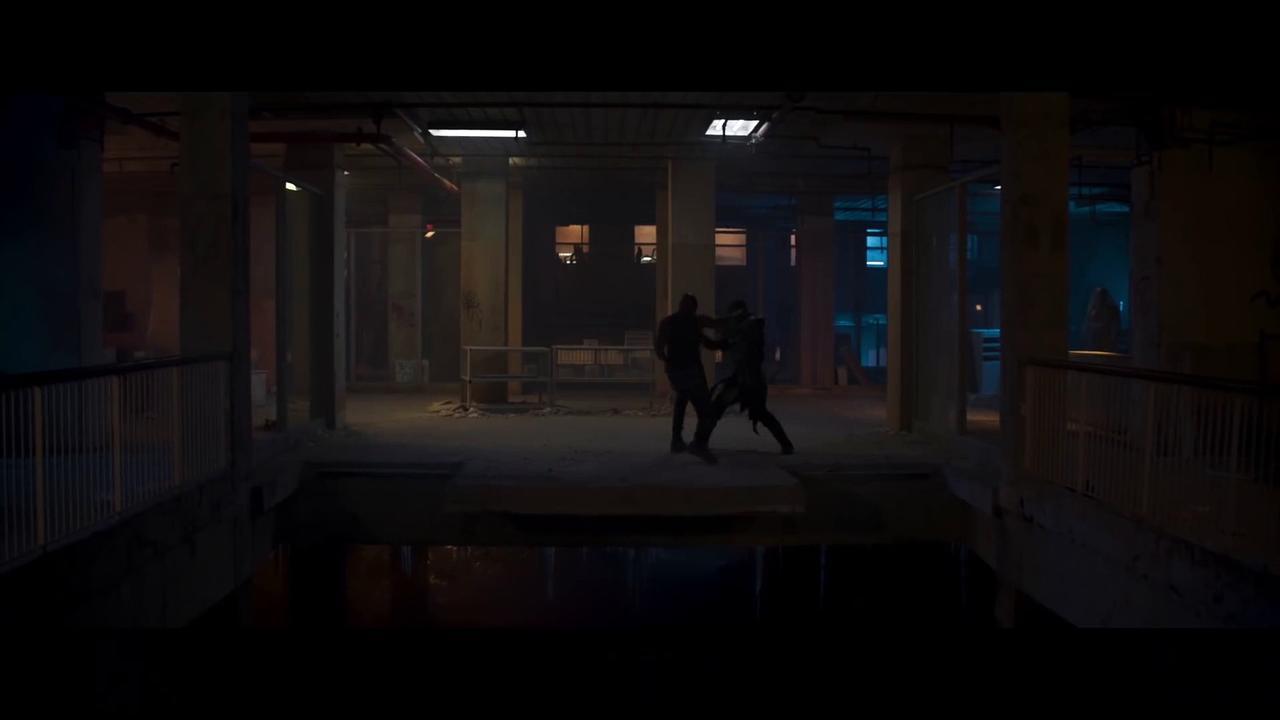 Mortal Kombat Movie Clip - Sub-Zero Finisher