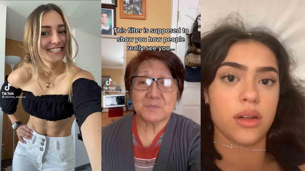 TikTok Shows Us What Our Faces Would Be Like If They Were Inverted