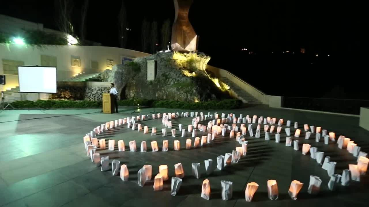Armenian community gathers in Lebanon on anniversary of genocide