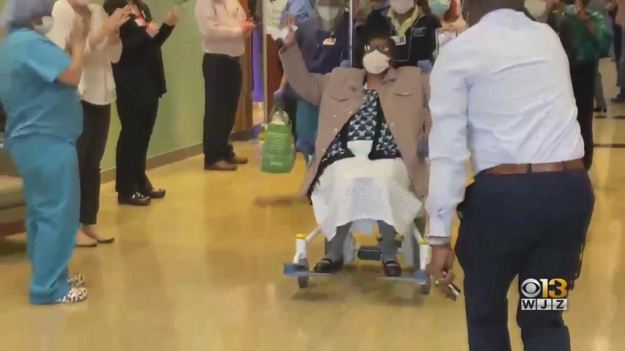 1,000 COVID Patient Released From Northwest Hospital