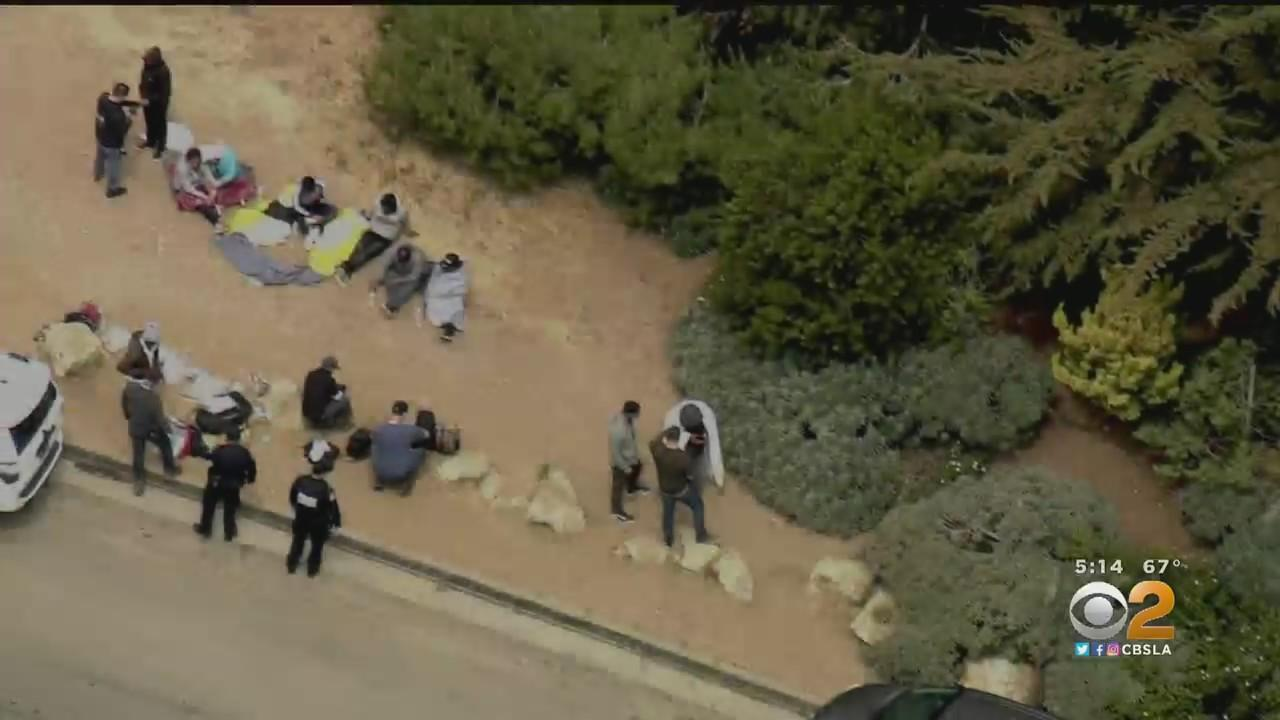 Panga Boat Found Near Rancho Palos Verdes, About 10 People Detained