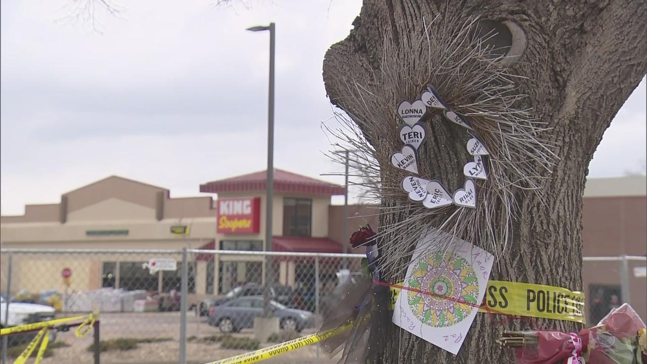 Boulder King Soopers Employees Will Get Paid Leave For 2 More Months Following Deadly Shooting