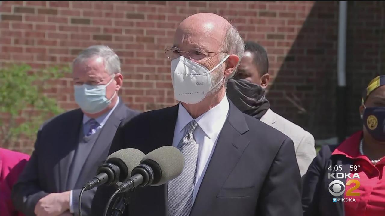 Gov. Tom Wolf Says Gun Violence In Pa. Must Stop