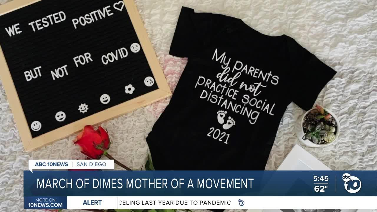 Mother of a Movement