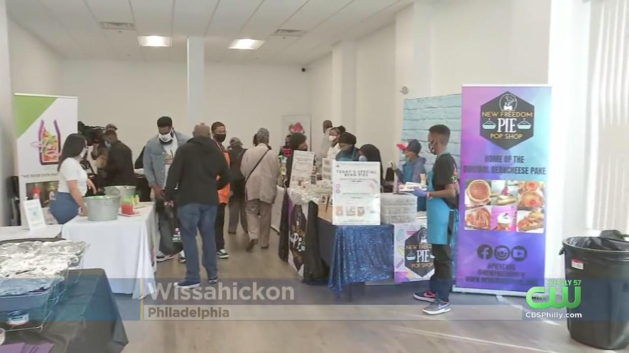 3-Day Black Food And Dessert Expo Underway In Wissahickon