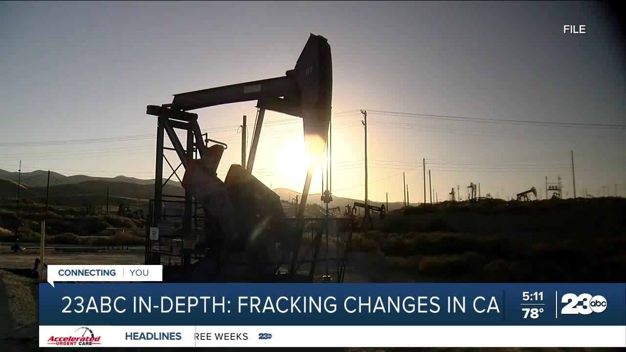 23ABC IN DEPTH: Fracking changes in California