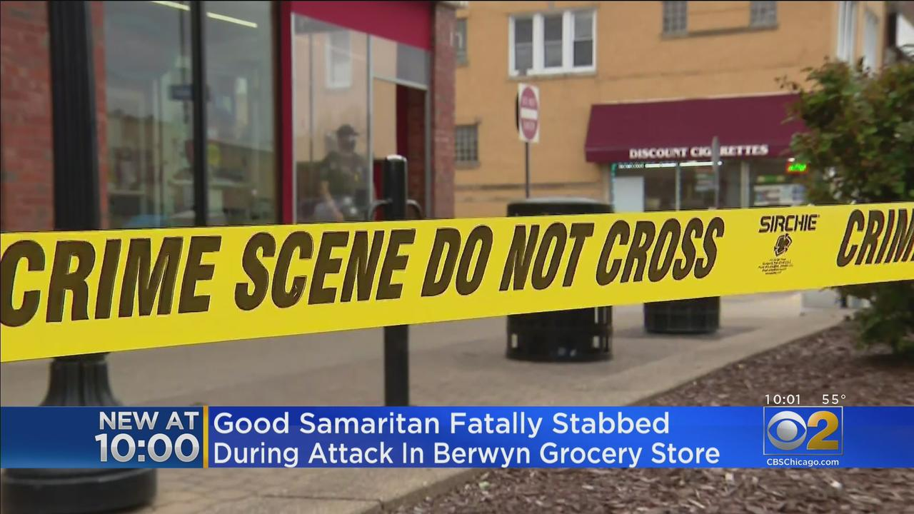 Good Samaritan Fatally Stabbed During Attack In Berwyn Grocery Store