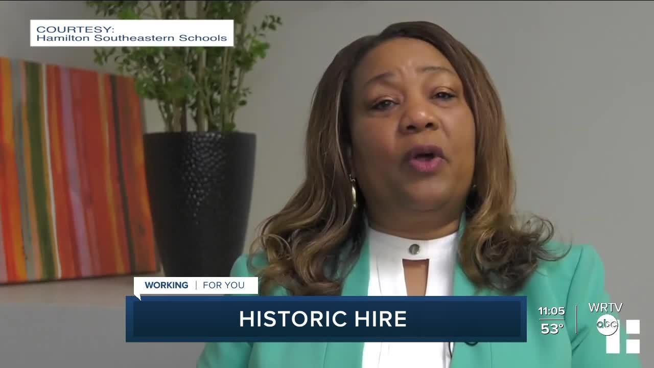 HSE parents praise historic hire of district's first Black superintendent