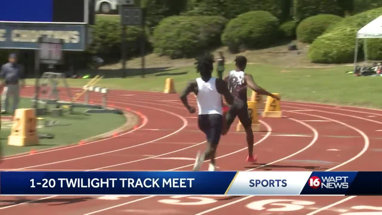 Area schools compete in track meet at Mississippi College