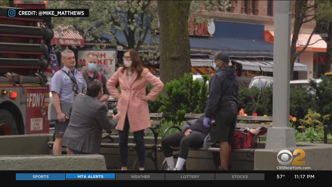 New York Man Stages Elaborate Prank To Propose To Girlfriend