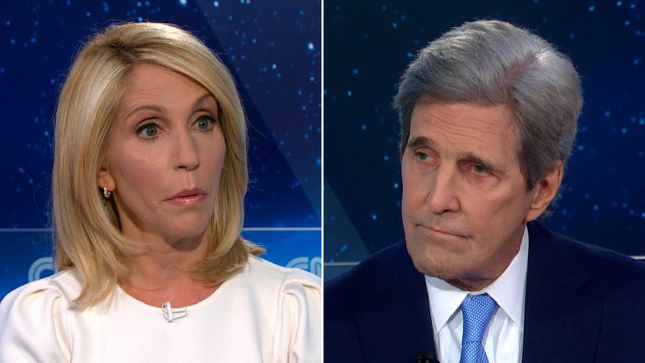 John Kerry asked if US can trust Putin. Hear his response