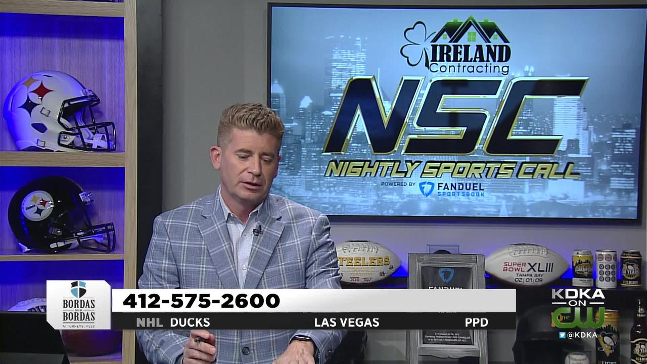 Ireland Contracting Nightly Sports Call: April 23, 2021 (Pt. 3)