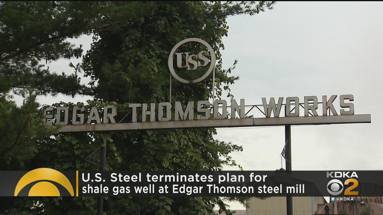 U.S. Steel Terminates Plan For Edgar Thomson Works Gas Well