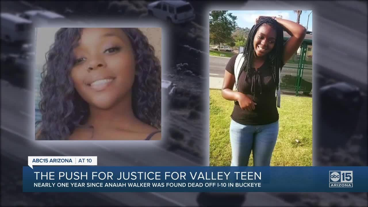 Family still seeking justice one year after teen found dead along Interstate 10
