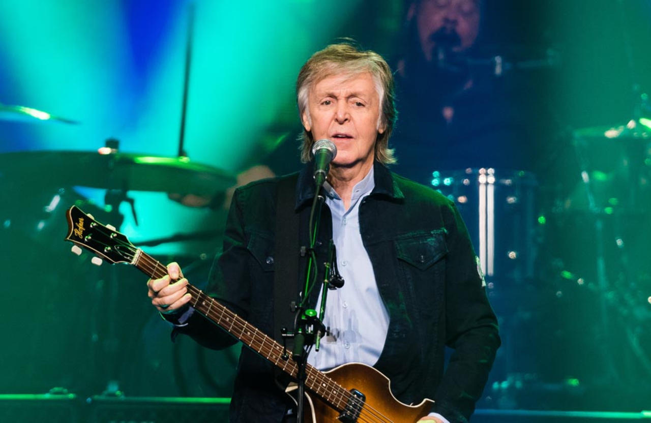 Paul McCartney: Bob Dylan got The Beatles stoned