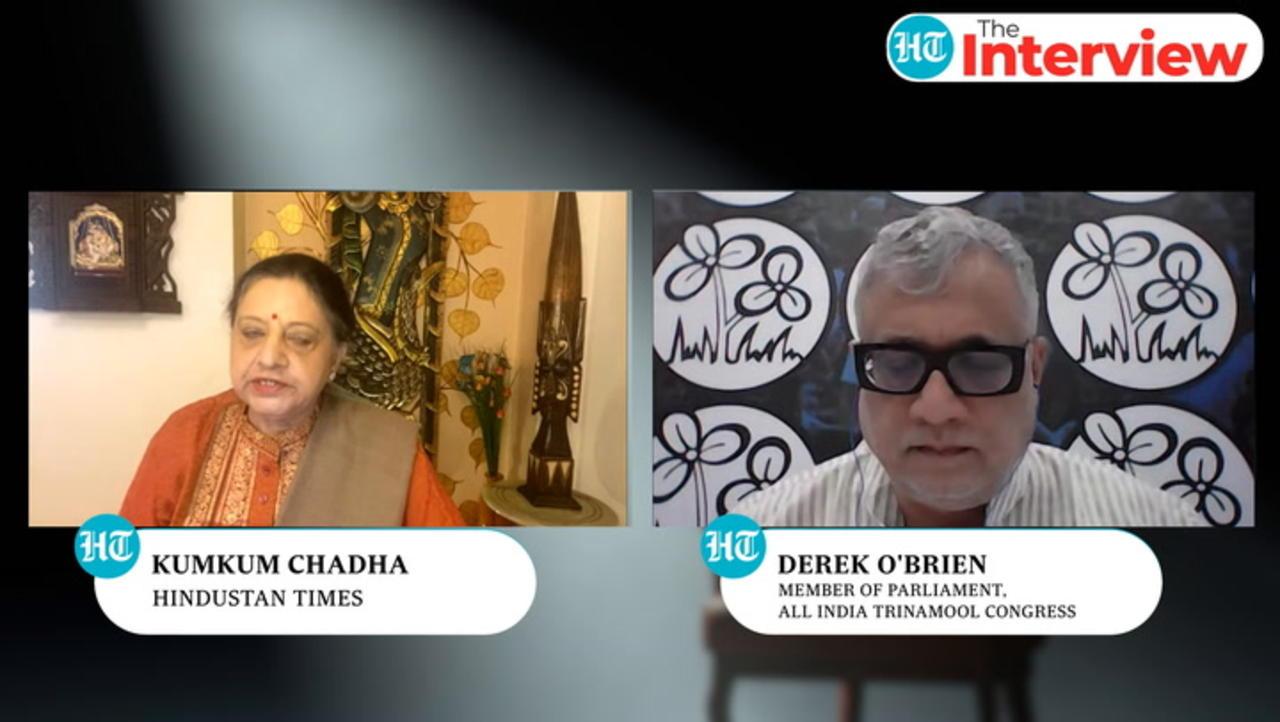 'If TMC has retail corruption, BJP has wholesale corruption': TMC MP Derek O'Brien l Coming soon