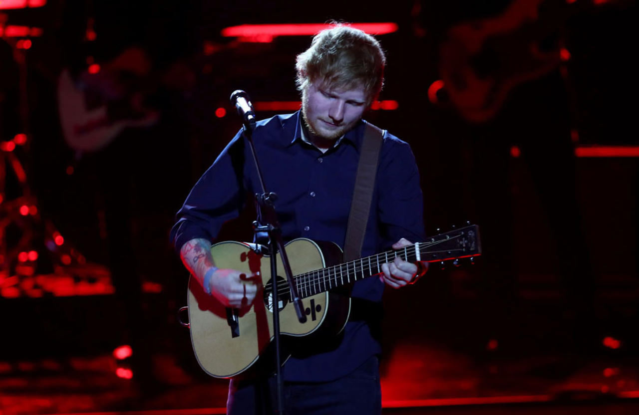 Ed Sheeran working on new music after 18-month hiatus