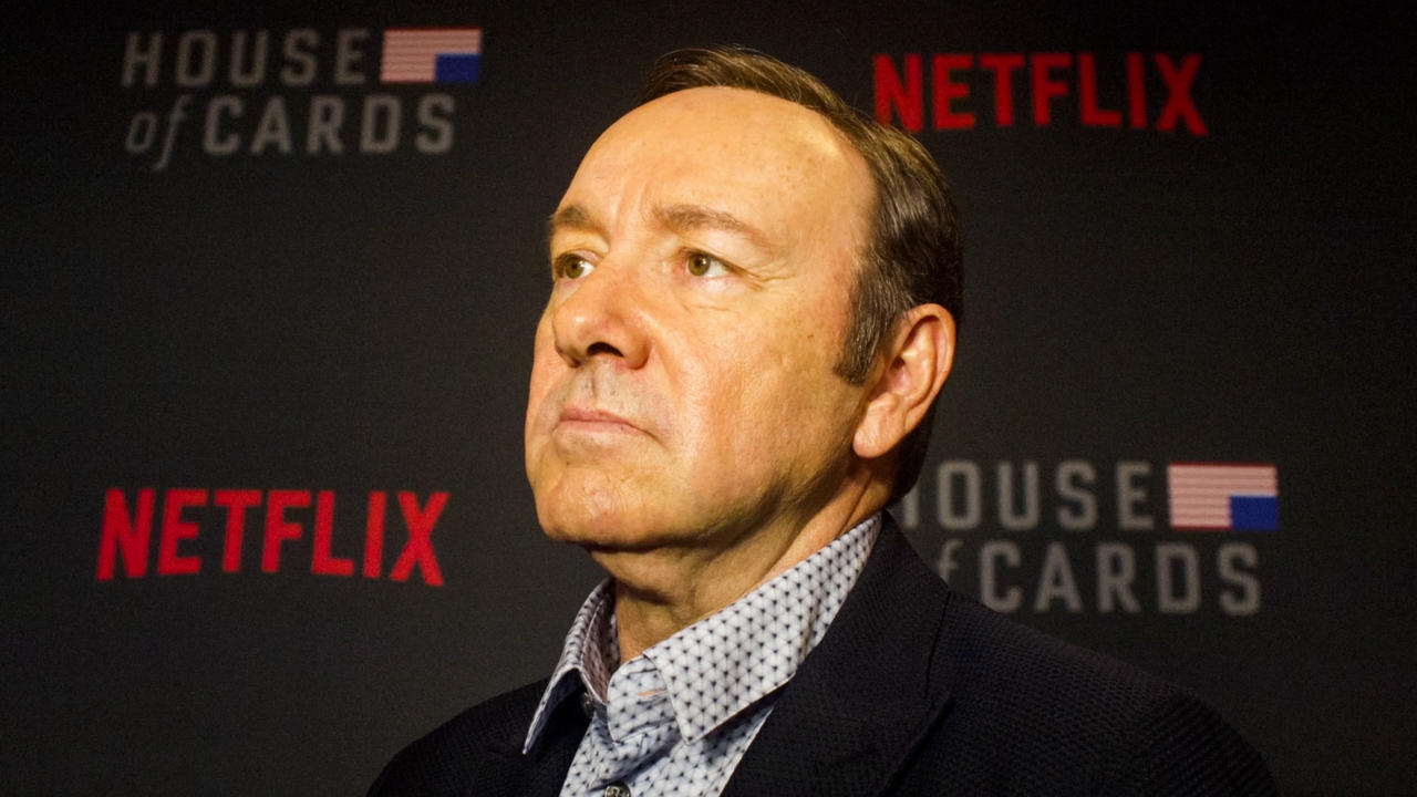 Kevin Spacey allegedly groped House of Cards production assistant