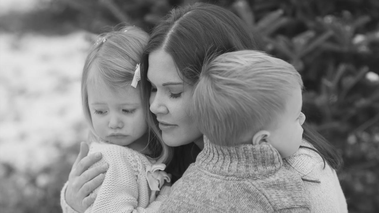 When Young Mother Dies Of Cancer, Father Pens Song To Comfort Their Children
