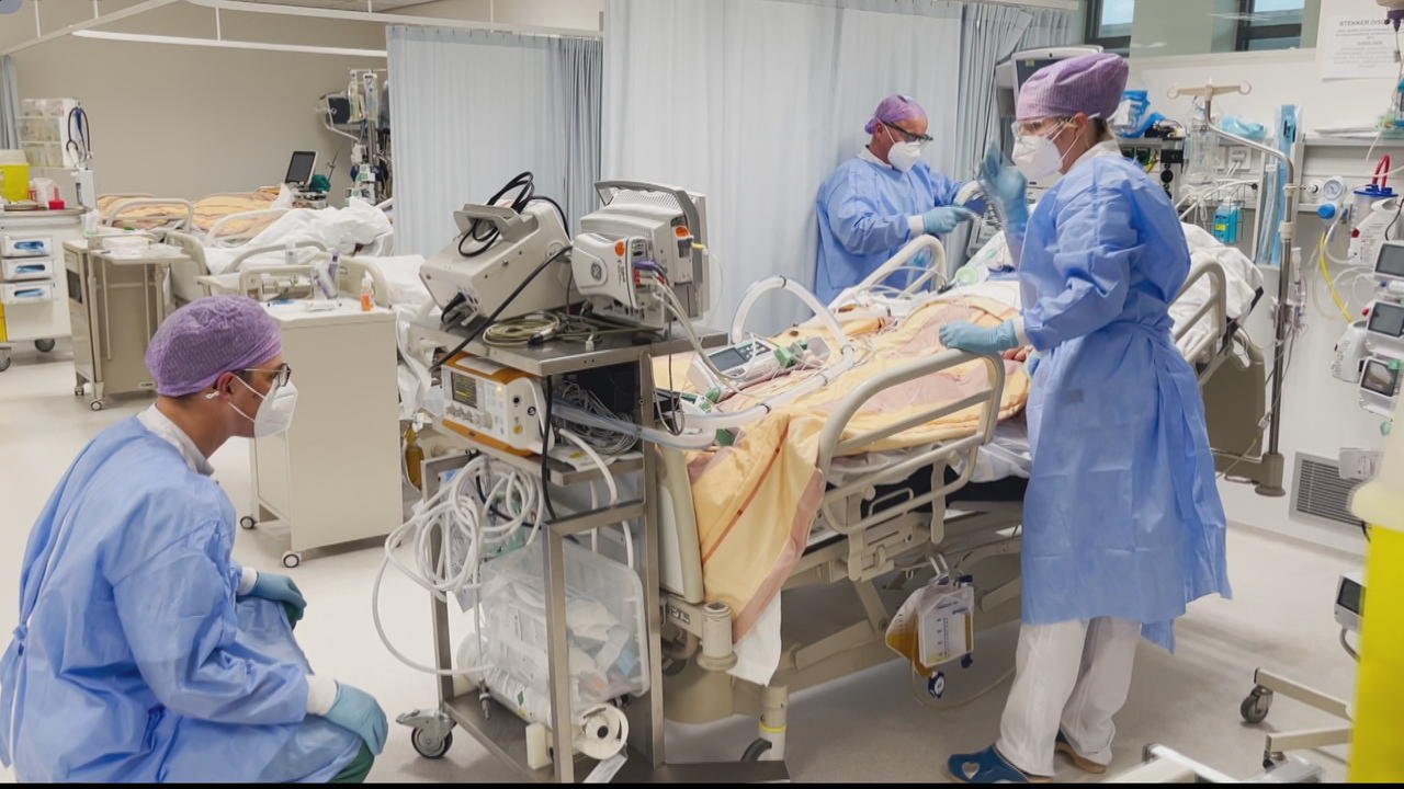 Netherlands doctors warn against easing COVID-19 rules