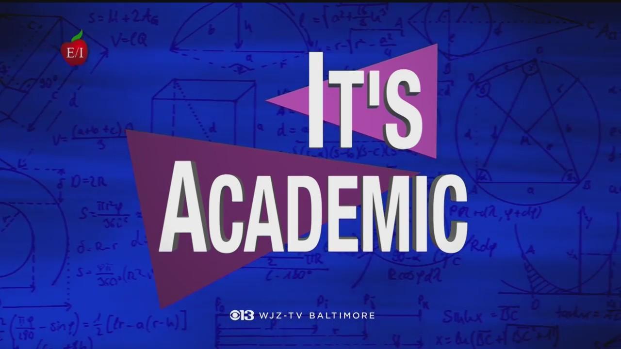 It's Academic 4-24-2021 Clip 5
