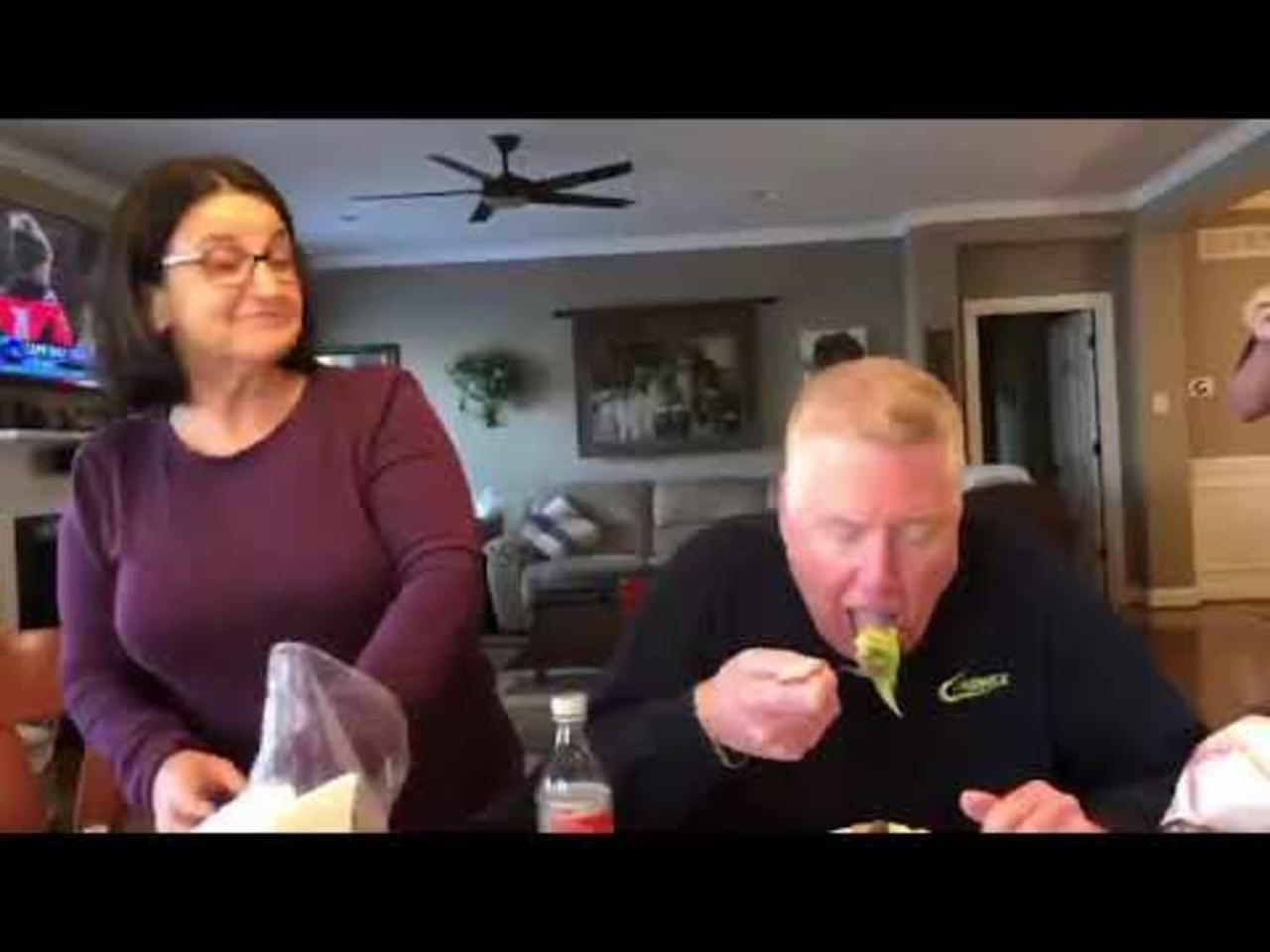 Son Surprises Mom on her Birthday by Visiting After Over One Year