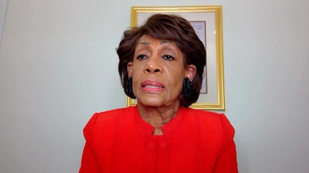Rep. Maxine Waters explains her call to get 'more confrontational'