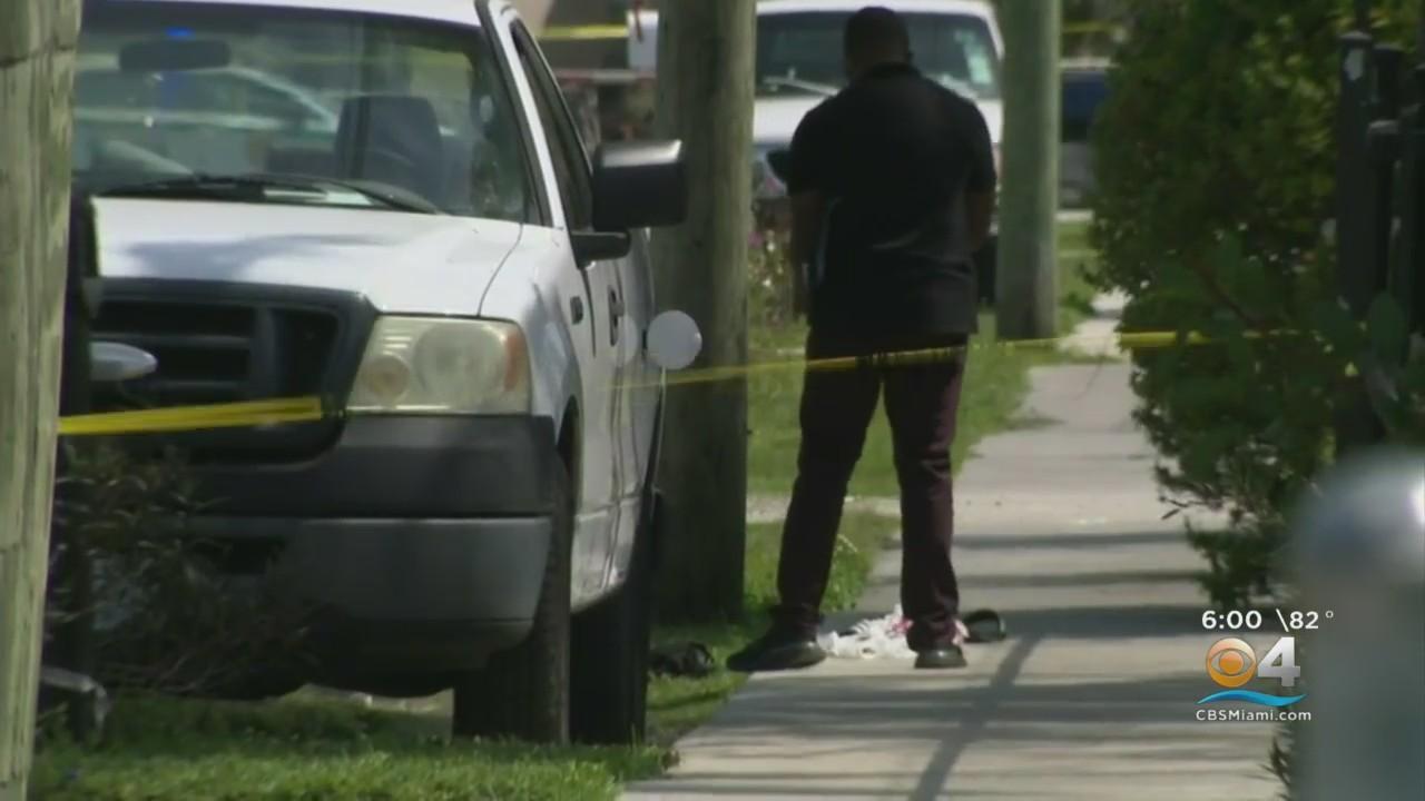 Man Shot In SW Miami-Dade