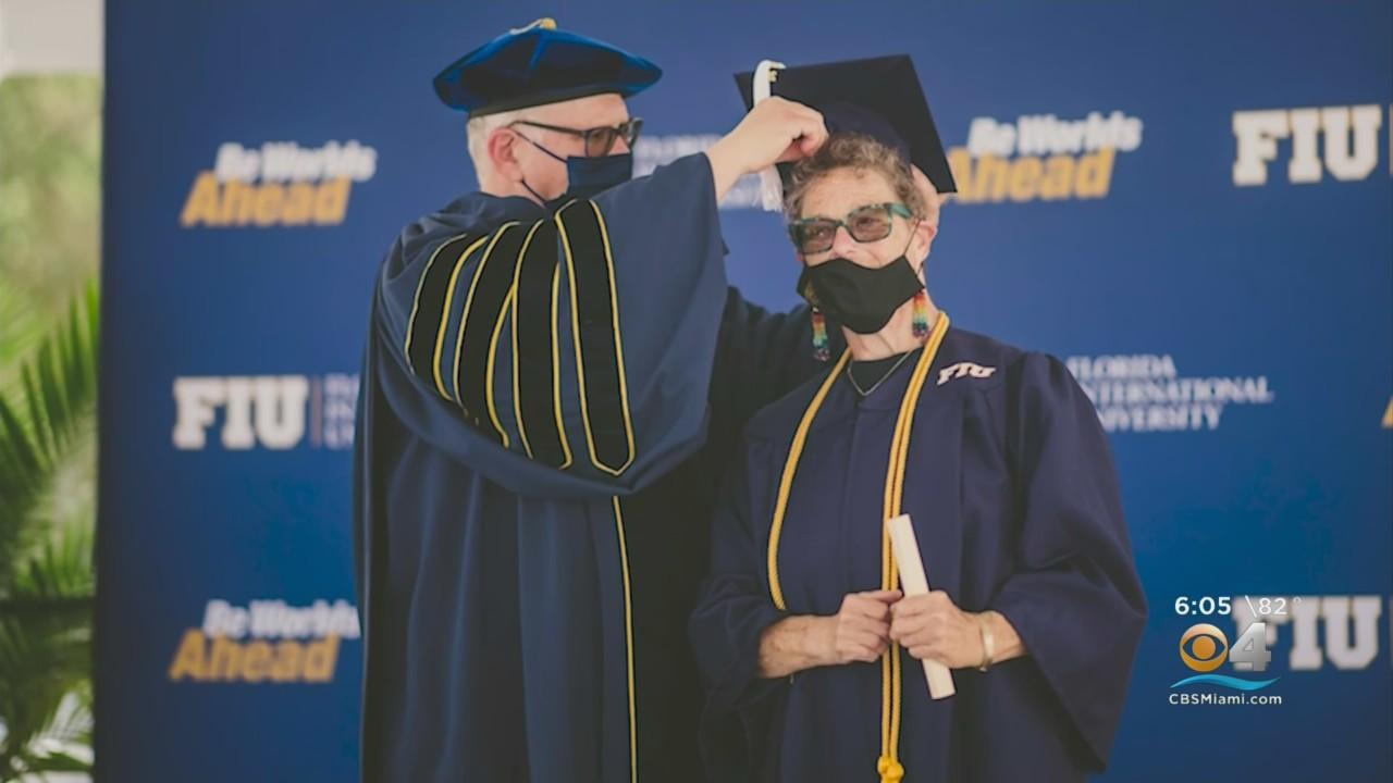 FIU Holds First In-Person Graduation Ceremony