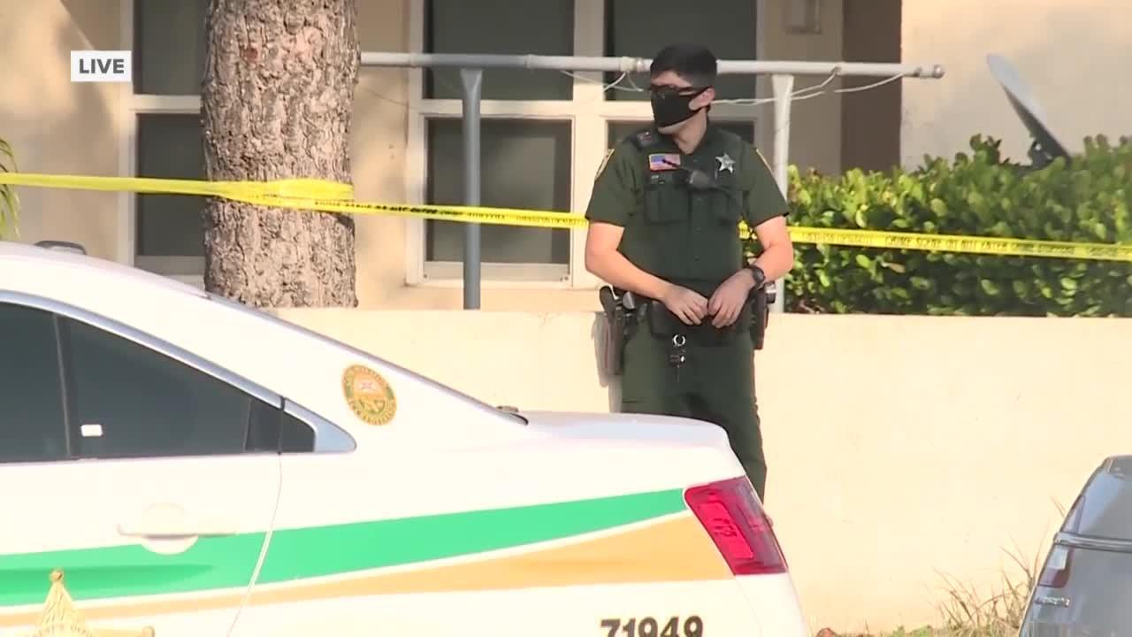 Detectives investigate homicide in Lantana