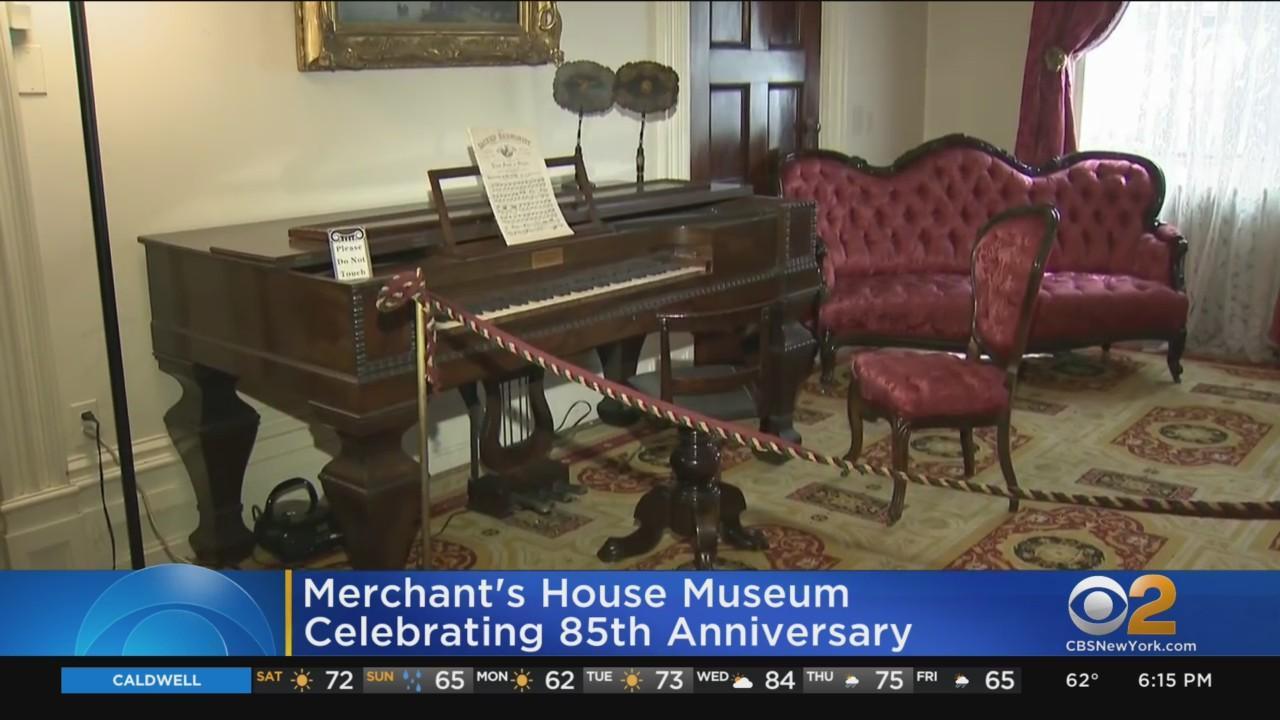 Merchant's House Museum Celebrating 85th Anniversary
