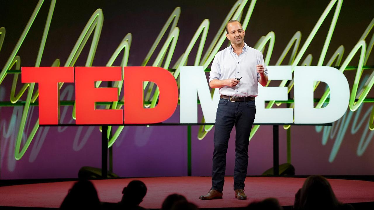 Can we create vaccines that mutate and spread? | Leor Weinberger