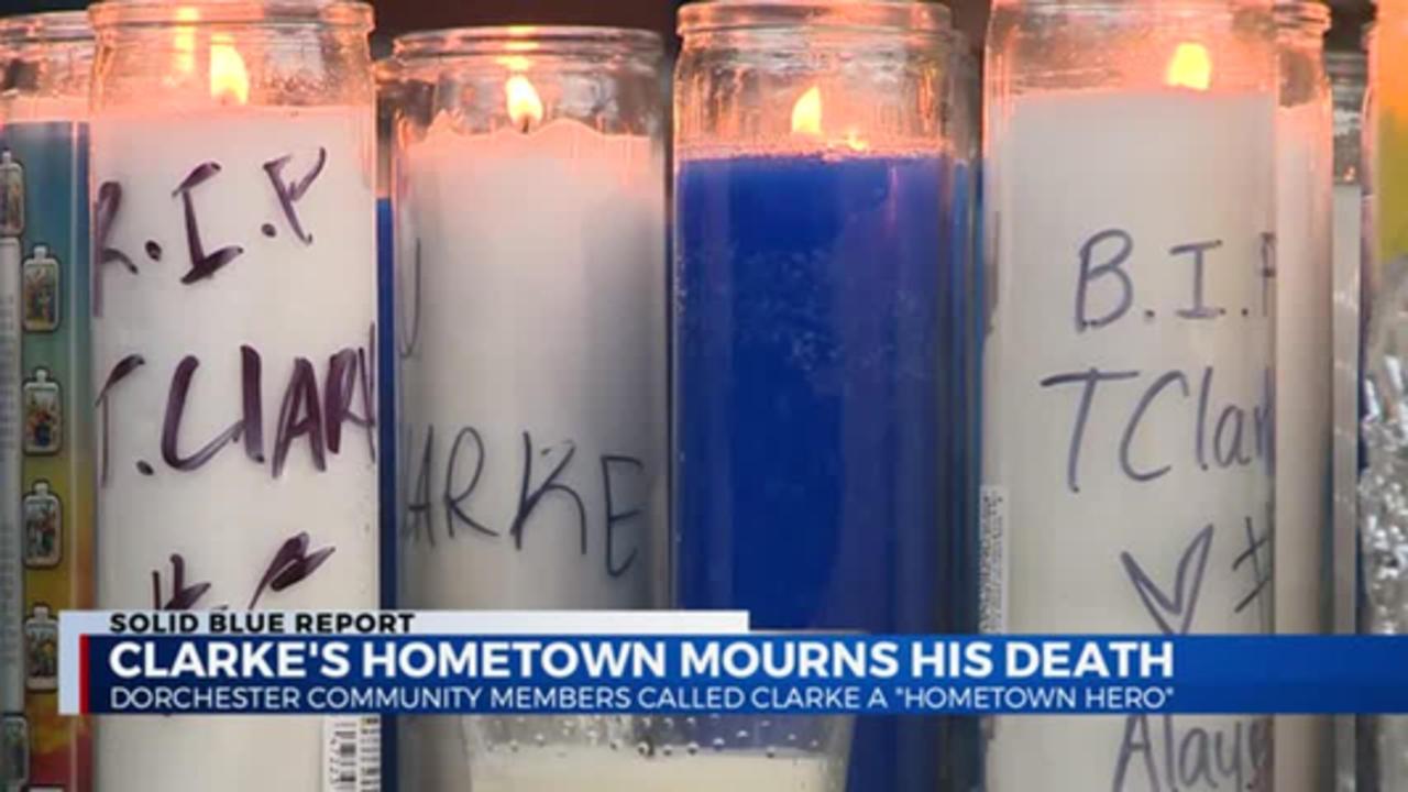 Basketball World mourns Terrence Clarke