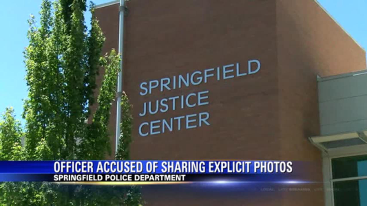 SPD officer investigated for explicit photos