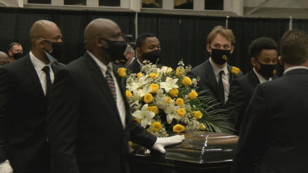 Leroy Keyes memorial service 3