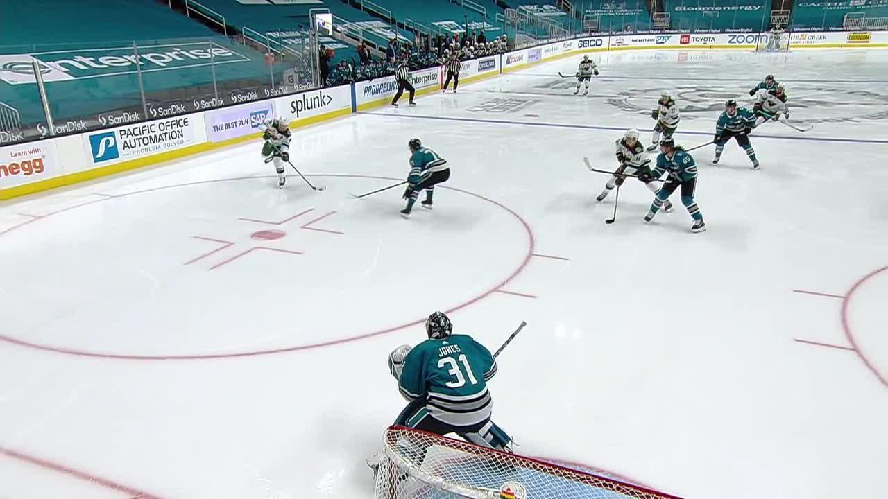 San Jose Sharks vs. Minnesota Wild - Game Highlights