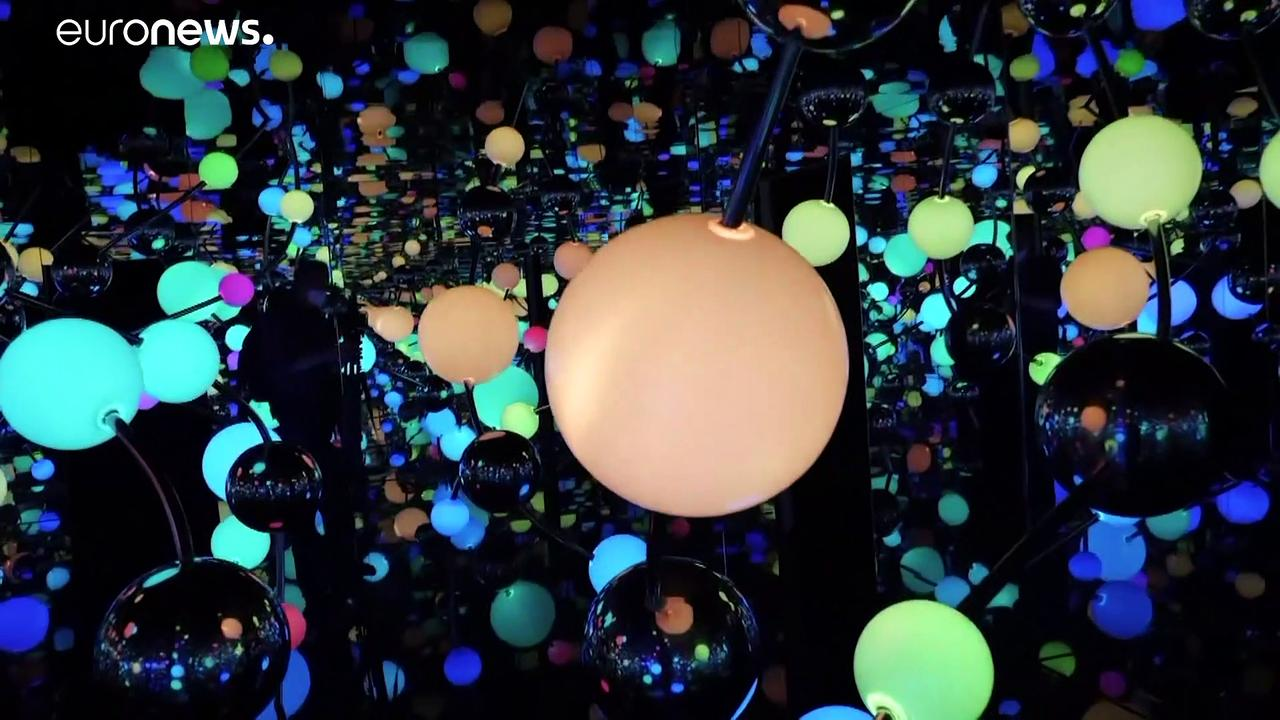 Polka dots and pumpkins: Artist Yayoi Kusama showcases seventy years of her work