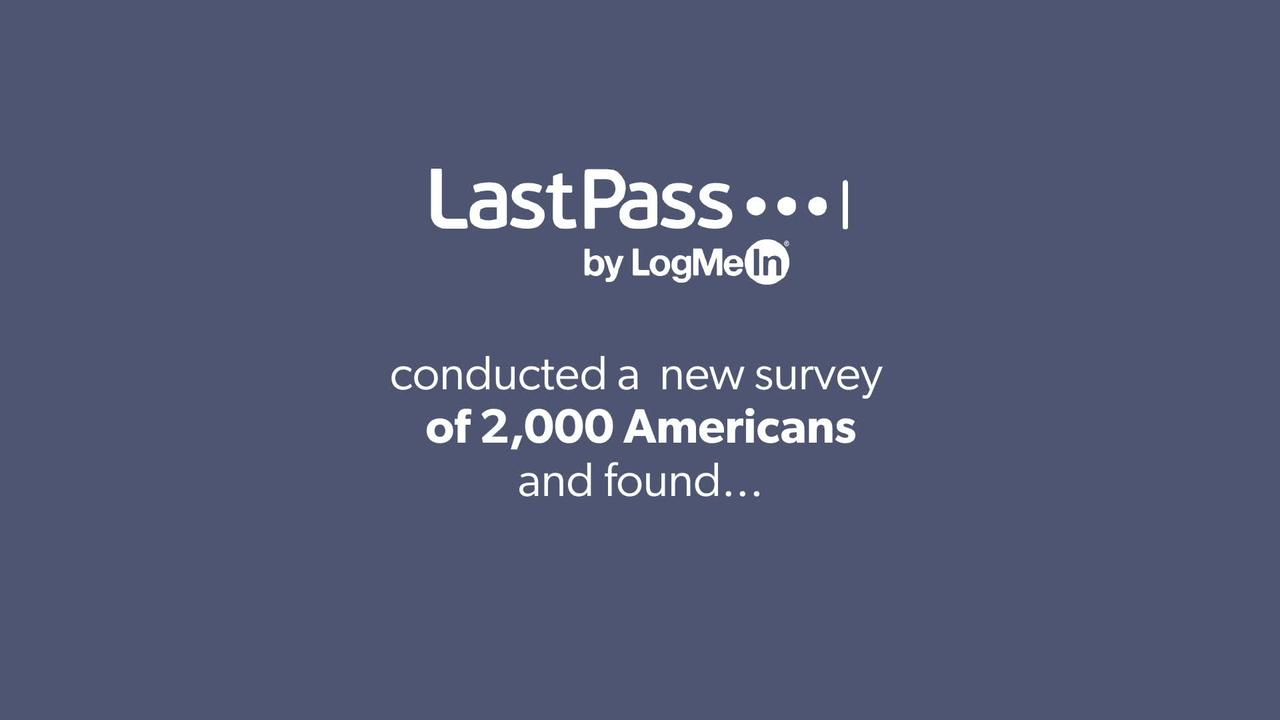 Lost logins have many Americans suffering from password anxiety