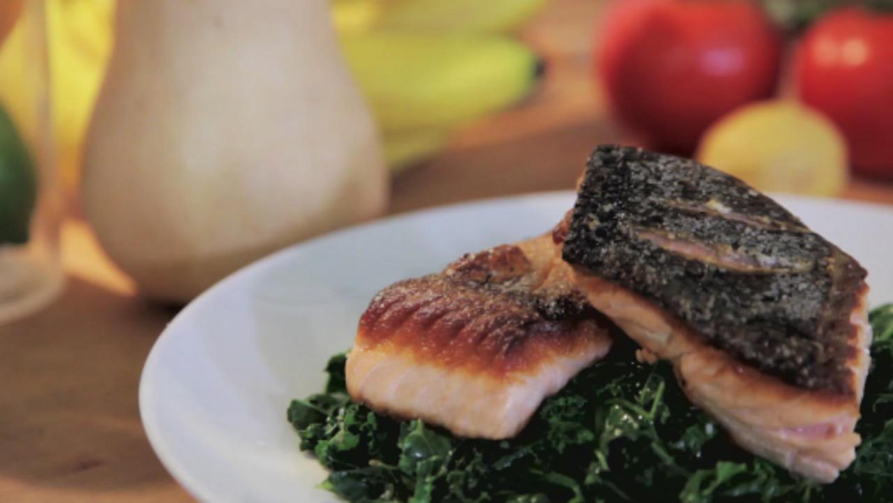 Cook Crispy Skin Salmon Like a Rockstar Chef