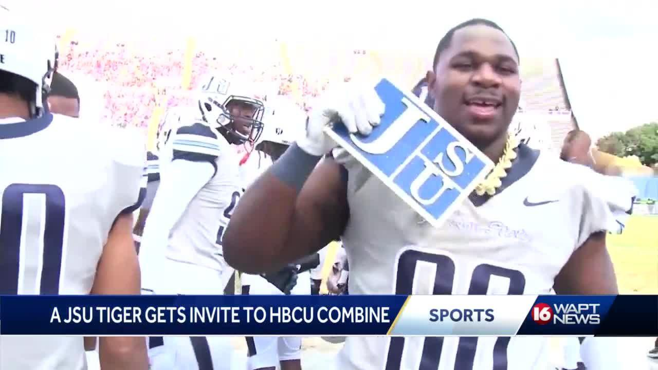 Former JSU Tiger's patience pays off in HBCU Combine invite