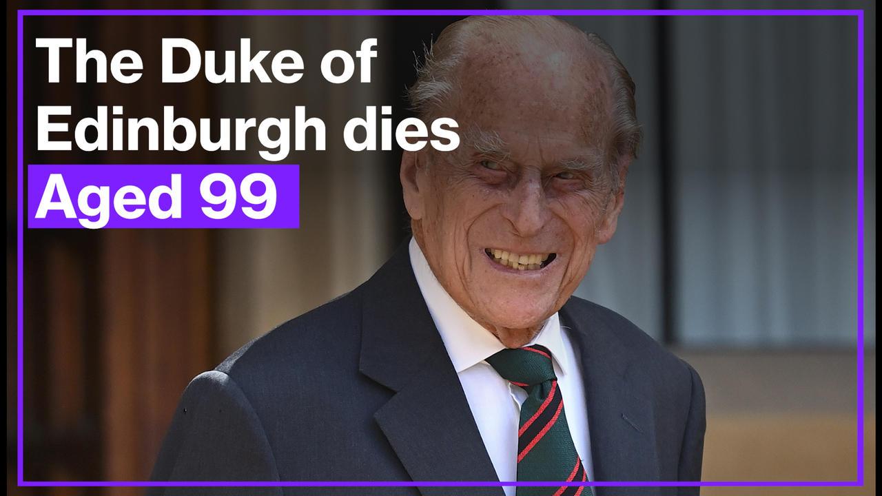 Prince Philip death: The Duke of Edinburgh dies, aged 99