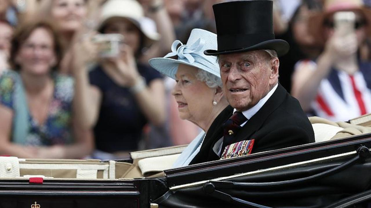 How did Europe react to the death of Prince Philip?
