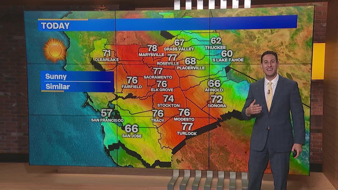 Morning Forecast - April 9