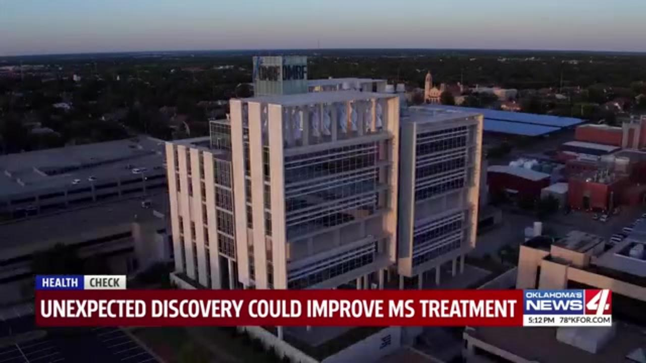 Oklahoma brain cancer researchers make potentially key discovery in fight against MS